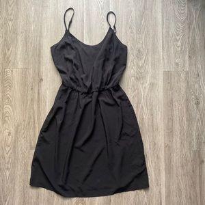 Old Navy Sleeveless Cinched-Waist Dress Medium